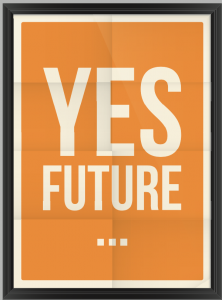 Yes future poster.
